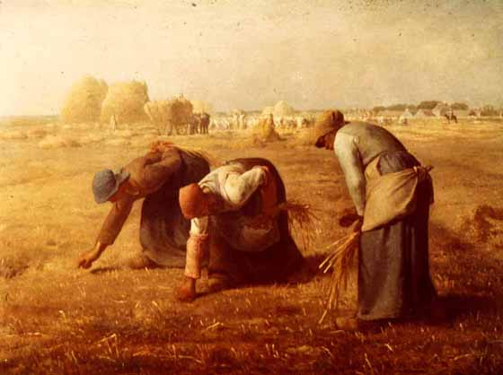 The Gleaners (1857) - Jean François Millet